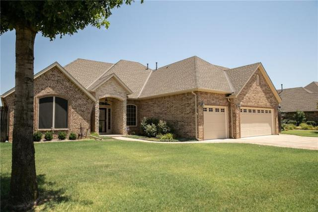 2104 Stony Brook Lane, Yukon, OK 73099 (MLS #828854) :: Wyatt Poindexter Group