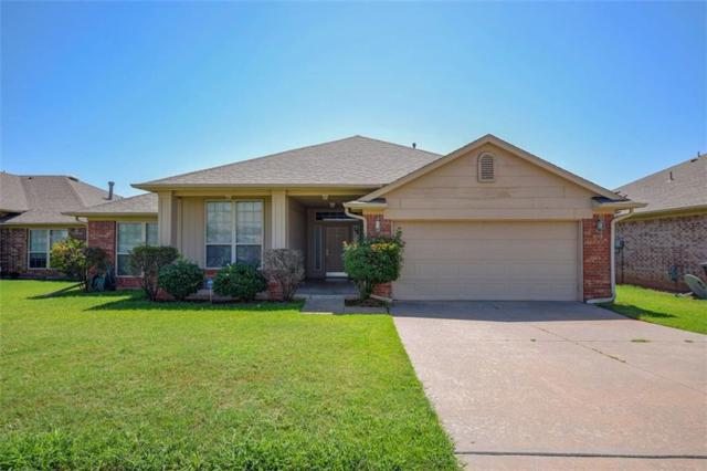 708 Ashwood Lane, Moore, OK 73160 (MLS #828861) :: Wyatt Poindexter Group