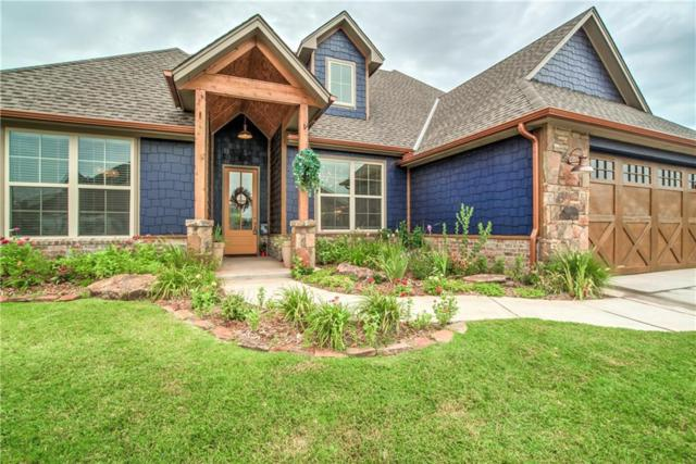 2116 Whitechapel Circle, Edmond, OK 73012 (MLS #828868) :: Wyatt Poindexter Group