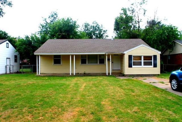 108 E Haddock, Norman, OK 73069 (MLS #828886) :: Wyatt Poindexter Group
