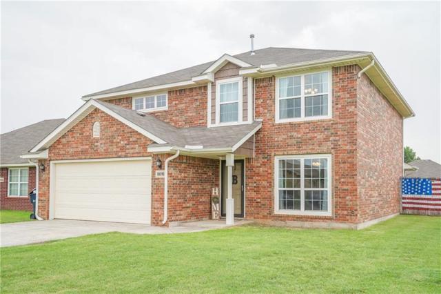 8616 SW 45th Terrace, Oklahoma City, OK 73179 (MLS #828915) :: Wyatt Poindexter Group