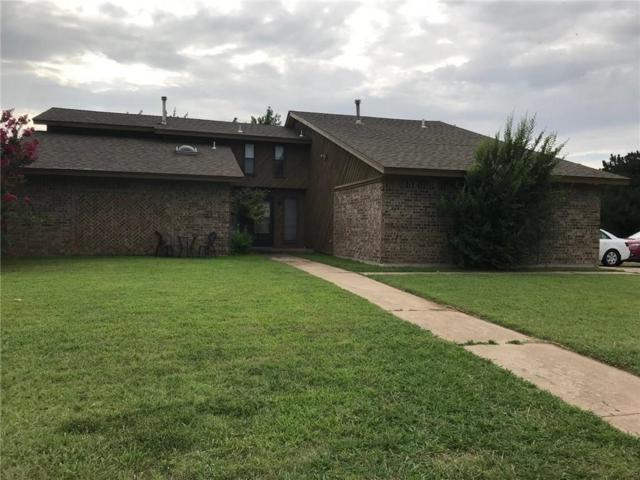7934 101st Street, Oklahoma City, OK 73162 (MLS #828921) :: Wyatt Poindexter Group