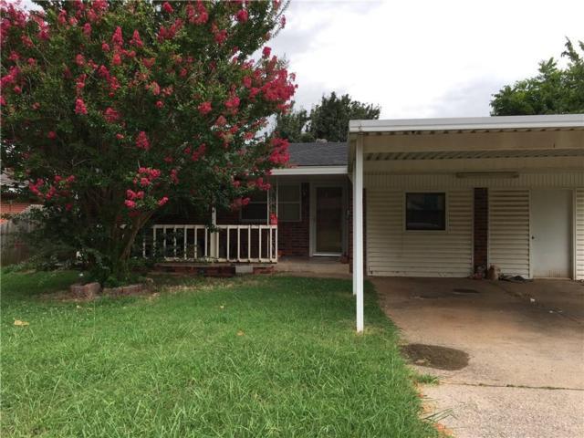 1123 Elmhurst Drive, Moore, OK 73160 (MLS #828926) :: UB Home Team