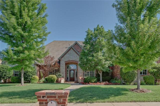 408 NW 146th Terrace, Edmond, OK 73013 (MLS #828943) :: Keller Williams Mulinix OKC