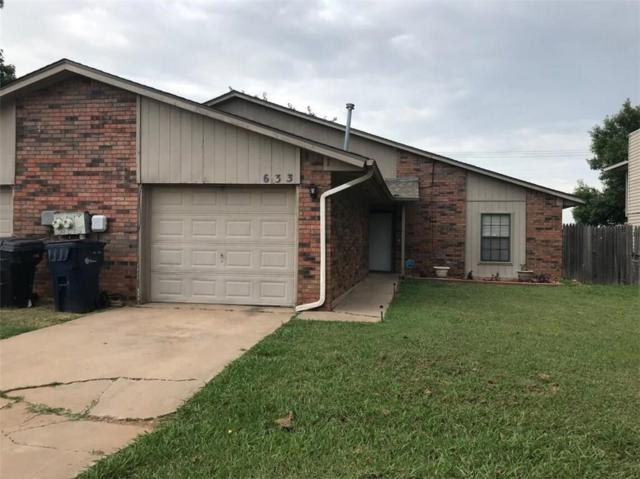 633 121st Terrace, Oklahoma City, OK 73114 (MLS #828946) :: Wyatt Poindexter Group