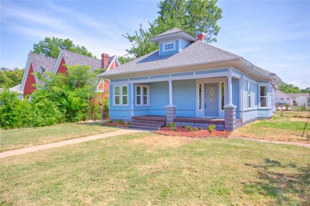 2244 NW 13th Street, Oklahoma City, OK 73107 (MLS #828951) :: KING Real Estate Group