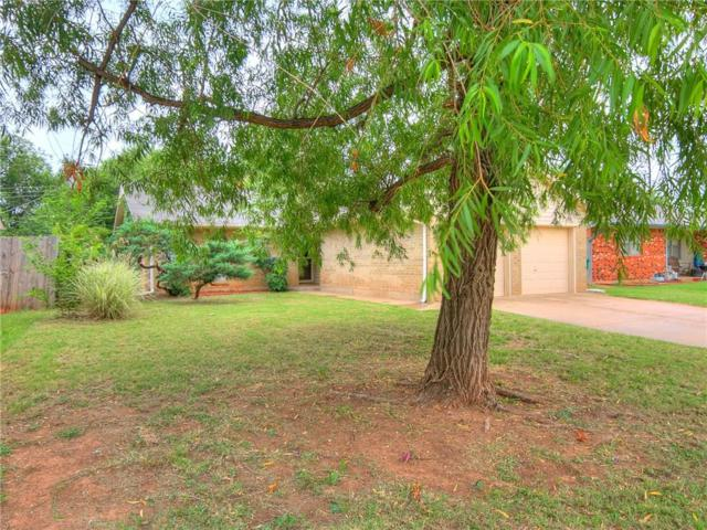 13821 N Everest Avenue, Edmond, OK 73013 (MLS #828954) :: Keller Williams Mulinix OKC