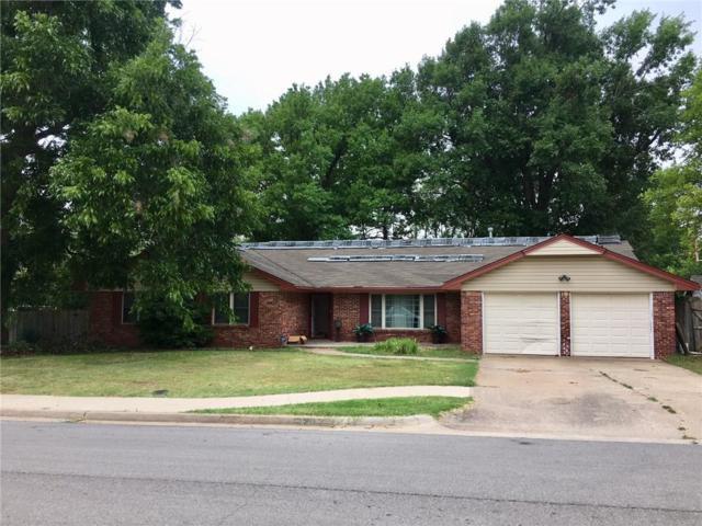 2907 N Warren, Oklahoma City, OK 73107 (MLS #828970) :: Wyatt Poindexter Group