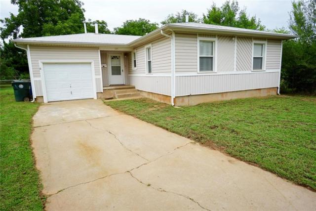 621 Bradley Circle, Midwest City, OK 73110 (MLS #828989) :: Homestead & Co
