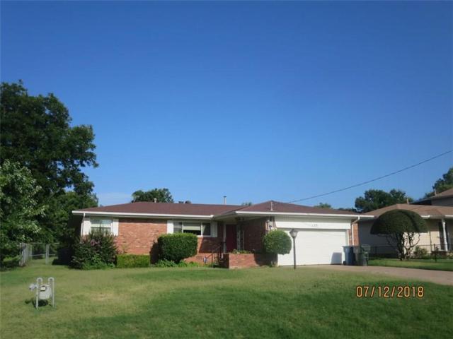 133 Blake Drive, Midwest City, OK 73130 (MLS #829010) :: UB Home Team