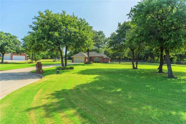 675 Houser Drive, Choctaw, OK 73020 (MLS #829012) :: Homestead & Co
