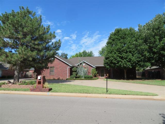 210 Pond Ridge Road, Clinton, OK 73601 (MLS #829016) :: Homestead & Co