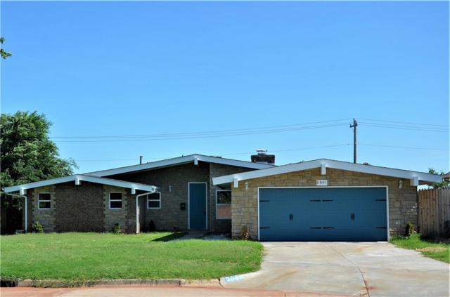 2841 NW 117th Street, Oklahoma City, OK 73120 (MLS #829017) :: Homestead & Co