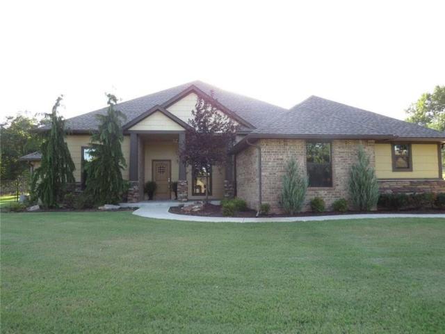 3023 Piper Lane, Choctaw, OK 73020 (MLS #829039) :: Homestead & Co