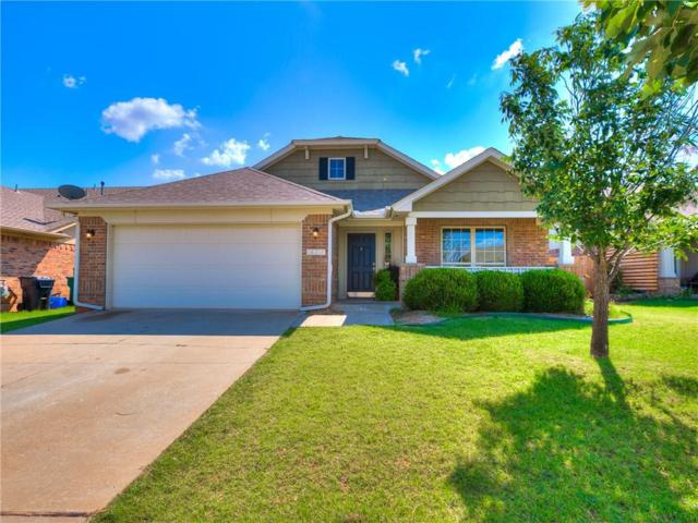 18213 Piedra, Edmond, OK 73012 (MLS #829040) :: Keller Williams Mulinix OKC