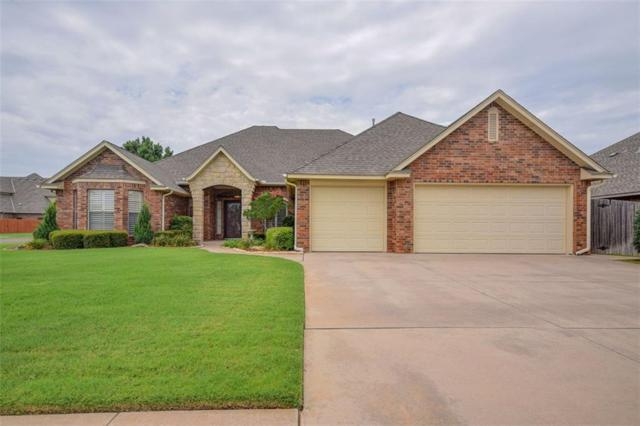 3025 138th, Oklahoma City, OK 73170 (MLS #829043) :: Keller Williams Mulinix OKC