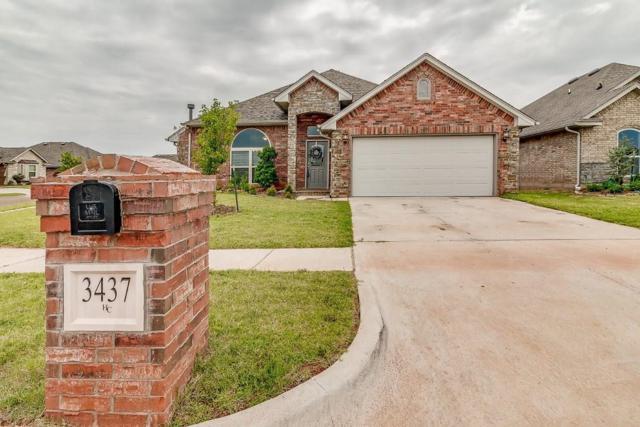 3437 NW 161st Street, Edmond, OK 73013 (MLS #829051) :: Meraki Real Estate