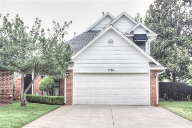 3774 Apex Court, Norman, OK 73072 (MLS #829063) :: Erhardt Group at Keller Williams Mulinix OKC