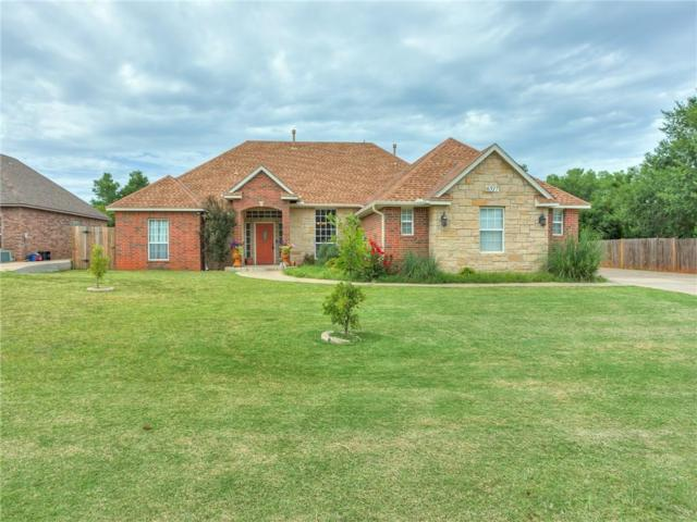 6517 Westlake Boulevard, Oklahoma City, OK 73142 (MLS #829064) :: Keller Williams Mulinix OKC
