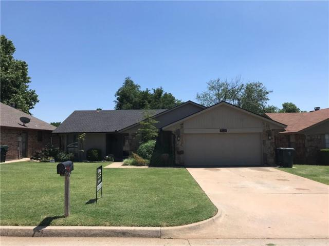 10520 Ricky Lane, Midwest City, OK 73130 (MLS #829087) :: Homestead & Co