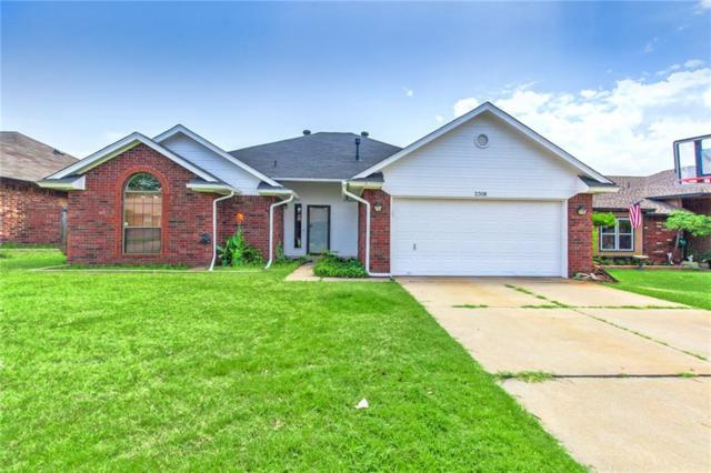 2308 SW 103rd Terrace, Oklahoma City, OK 73159 (MLS #829099) :: Keller Williams Mulinix OKC