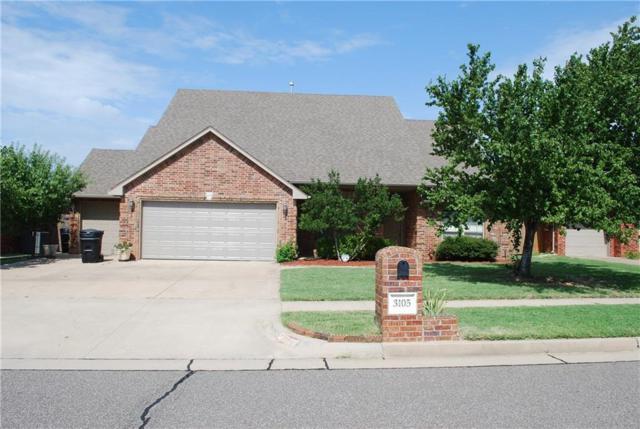 3105 Birch, Moore, OK 73170 (MLS #829100) :: Meraki Real Estate