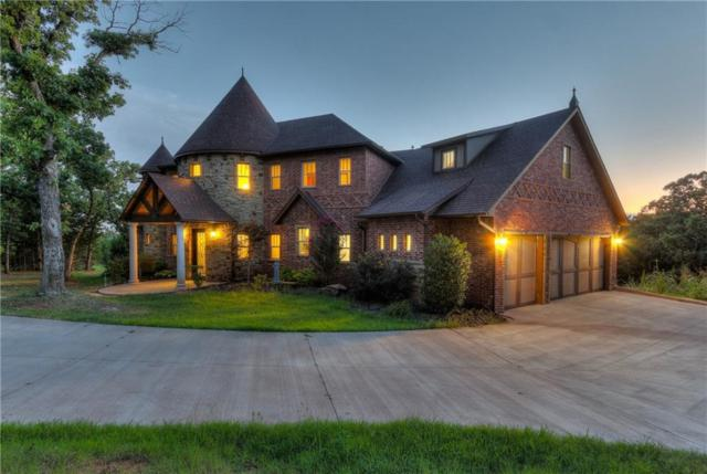 2507 Riva Way, Arcadia, OK 73007 (MLS #829108) :: Homestead & Co