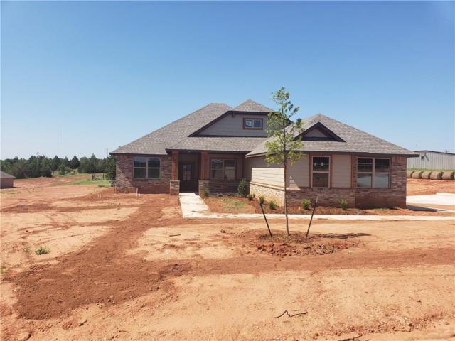 7151 Rubye Road, Edmond, OK 73025 (MLS #829110) :: Meraki Real Estate