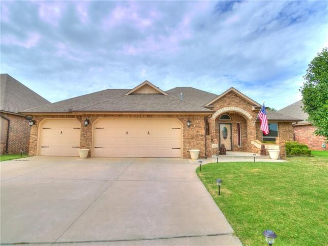 4825 SW 123rd Street, Oklahoma City, OK 73173 (MLS #829117) :: Homestead & Co