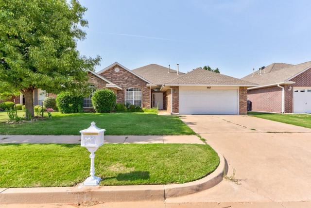 8413 NW 74th Street, Oklahoma City, OK 73132 (MLS #829143) :: Wyatt Poindexter Group