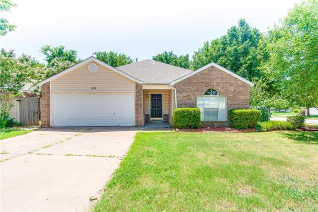1024 Pinelake Court, Norman, OK 73071 (MLS #829145) :: Barry Hurley Real Estate