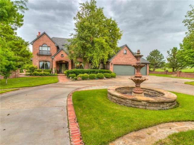 2208 SE 34th, Moore, OK 73160 (MLS #829162) :: Meraki Real Estate
