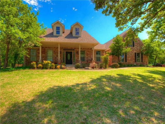 2074 Hunters Path, Edmond, OK 73034 (MLS #829185) :: Meraki Real Estate