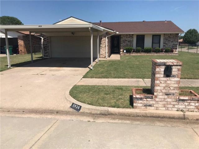 3438 3438 Cobblestone Drive, Spencer, OK 73084 (MLS #829195) :: Meraki Real Estate
