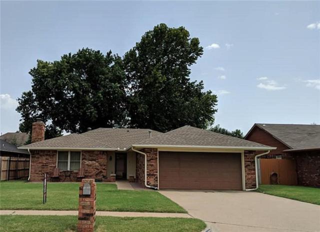 3036 SW 129th Street, Oklahoma City, OK 73170 (MLS #829204) :: UB Home Team