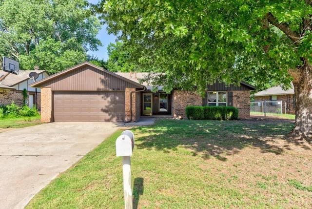 3129 Del Rey Drive, Midwest City, OK 73110 (MLS #829205) :: Homestead & Co
