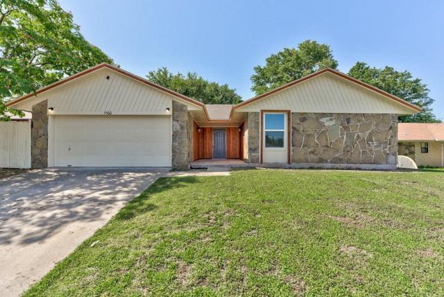 1100 Hawthorne Drive, Midwest City, OK 73110 (MLS #829206) :: Homestead & Co