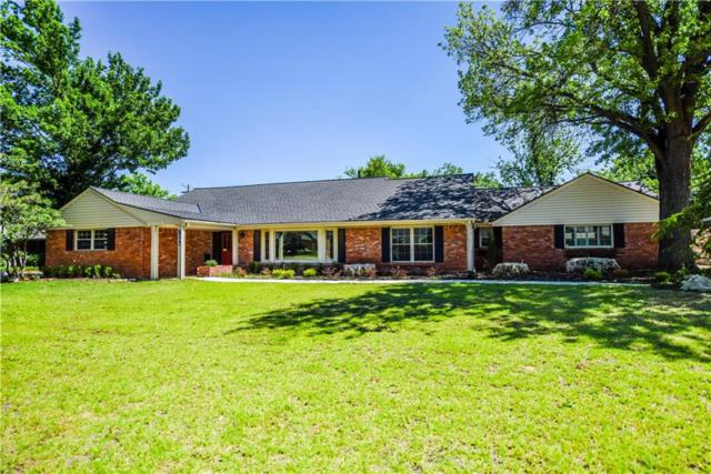 1308 Westchester Drive, Oklahoma City, OK 73120 (MLS #829213) :: Wyatt Poindexter Group