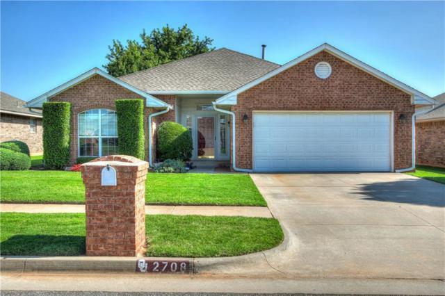2708 SE 96th Street, Moore, OK 73160 (MLS #829223) :: Barry Hurley Real Estate