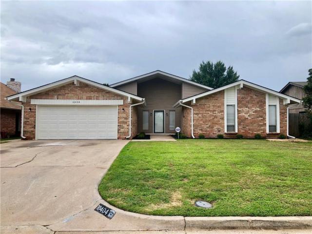10404 Evergreen, Oklahoma City, OK 73162 (MLS #829224) :: UB Home Team