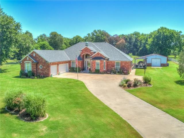 300 S Indian Meridian, Choctaw, OK 73020 (MLS #829239) :: Homestead & Co