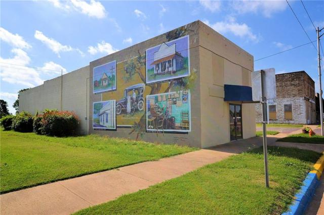 203 N Broadway Street, Davenport, OK 74026 (MLS #829247) :: Denver Kitch Real Estate