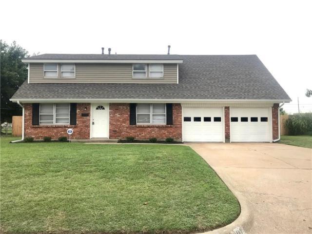 801 Penn, Moore, OK 73160 (MLS #829250) :: Barry Hurley Real Estate