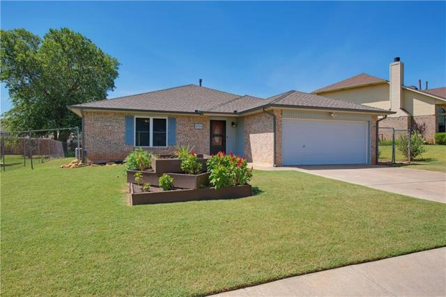 2828 Creekview Place, Norman, OK 73071 (MLS #829282) :: Homestead & Co