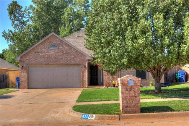 625 E Katelyn Lane, Mustang, OK 73064 (MLS #829283) :: Homestead & Co