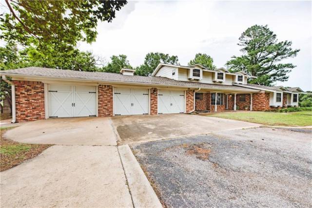 1717 NE 10th, Blanchard, OK 73010 (MLS #829292) :: Barry Hurley Real Estate