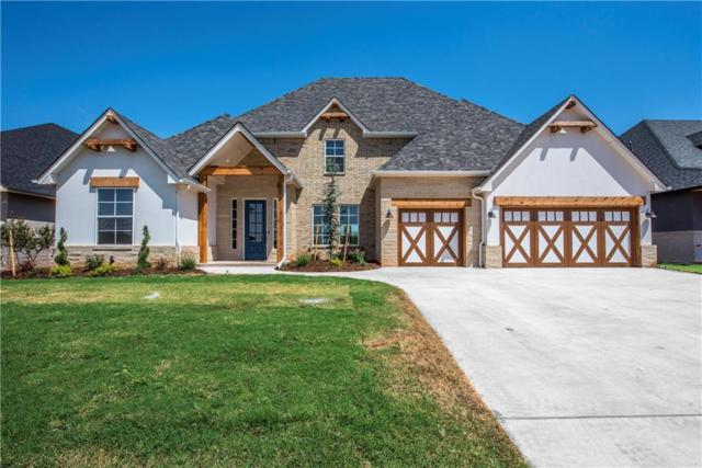 13120 Knight Island Drive, Oklahoma City, OK 73142 (MLS #829300) :: Homestead & Co