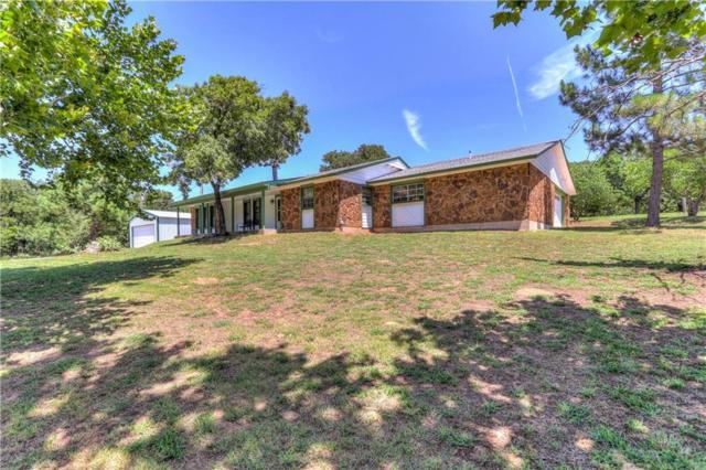 8601 Ridgeview Drive, Newalla, OK 74857 (MLS #829322) :: Homestead & Co