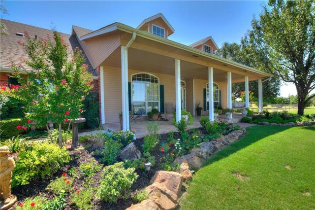 1250 Riverview Drive, Newcastle, OK 73065 (MLS #829331) :: Homestead & Co