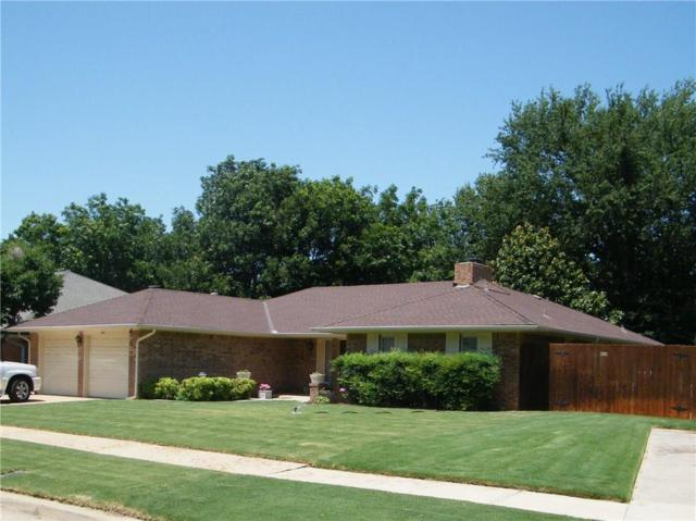 425 SW 99 Street, Oklahoma City, OK 73139 (MLS #829365) :: Barry Hurley Real Estate